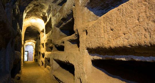 Rome_catacombe-Callixtus