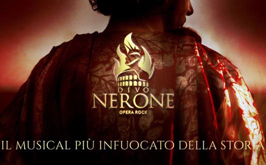 Rockmusical over keizer nero rome nu - Divo nerone musical ...