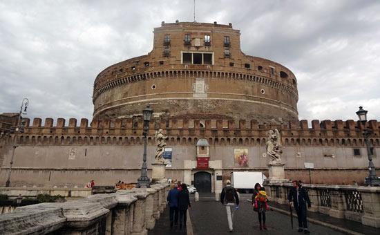 Rome_engelenburcht