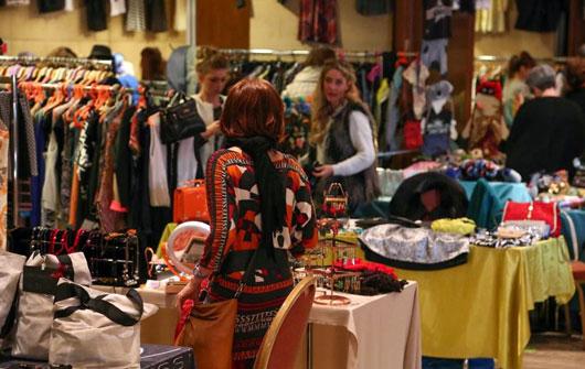 Rome_mercato-monti-markt