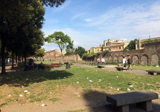 Rome_parco-carlo-felice