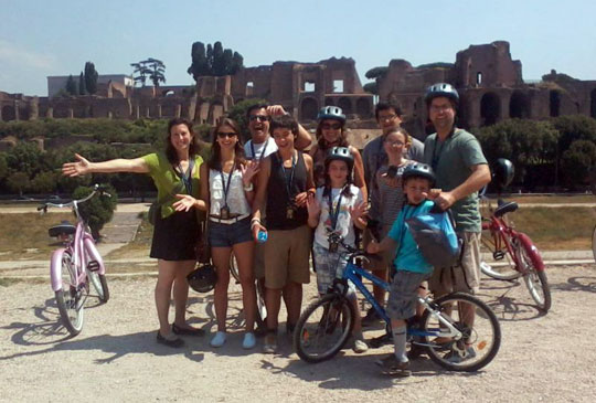 Rome_fietstour-fietsen
