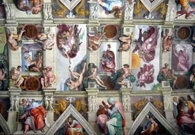 Rome_sixtijnse-kapel