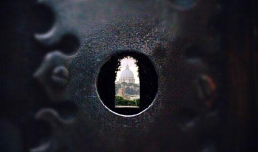 Rome_sleutelgat-rome