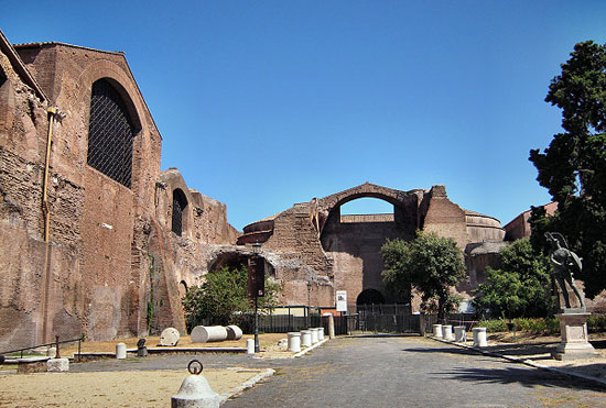 Rome_thermen-diocletianus