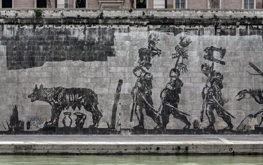 Rome_tiber-william kentridge
