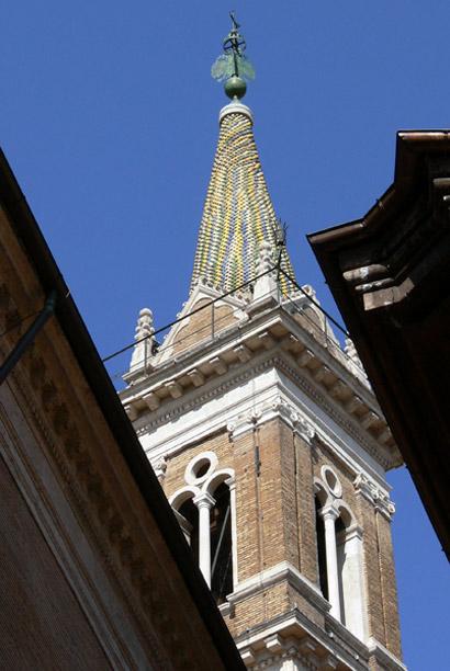 Rome_toren-santa-maria