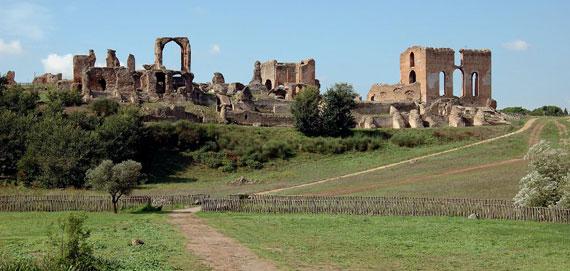 Rome_tuin