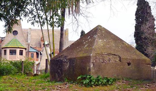 Rome_villa-torlonia-bunker