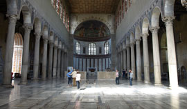 Rome_wandelen-sleutelgat--Santa-Sabina