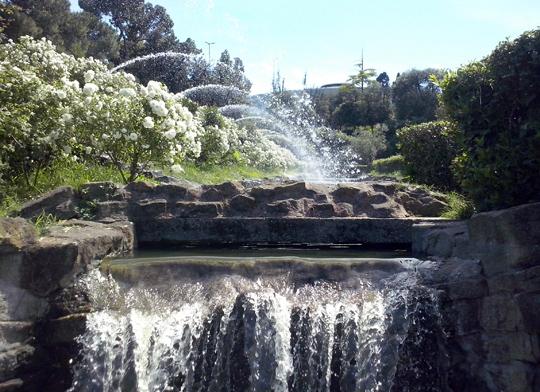 Rome_waterval-giardino-delle cascate