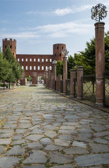 Turijn_Porta_Palatina