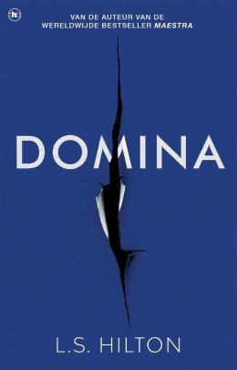 Venetie_Boeken_Domina_L.S.Hilton