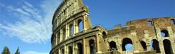 Monumenten en bezienswaardigheden in Rome