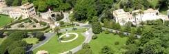 Parken en tuinen in Rome