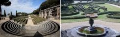 Bezoek het paleis en de tuinen van de paus in Castel Gandolfo