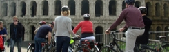 Fietstours en wandeltours door Rome
