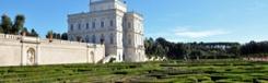 Villa Doria Pamphilj - het grootste park van Rome