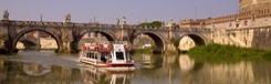 Cruise op de Tiber in Rome