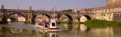 Cruise op de Tiber in Rome