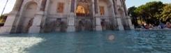 Fontana dell'Acqua Paola - de reuze-fontein