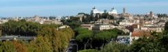 Het mooiste uitzicht op Rome