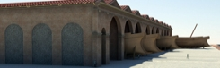 Portus, oude haven en archeologisch natuurpark