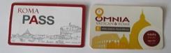 Gratis met de Omnia Card en Roma Pas