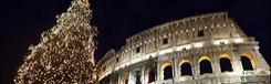 Proef de Kerstsfeer in Rome!