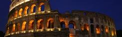 Bezoek het Colosseum bij maanlicht!