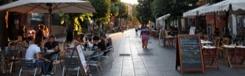 Pigneto, de rauwe hippe wijk van Rome