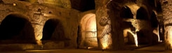 Onderaards, de christelijke catacomben