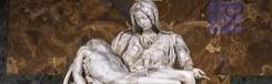 De Pietà van Michelangelo