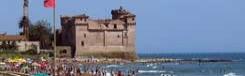 Jeugdherberg Santa Severa: dromen in een kasteel aan zee
