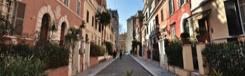 La Piccola Londra: Little London in Rome