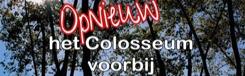 Opnieuw het Colosseum voorbij - Tessa Vrijmoed