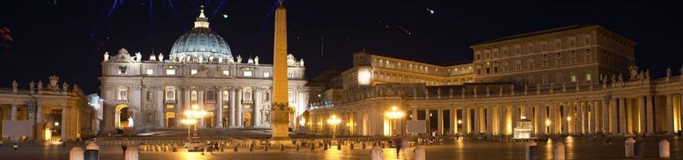 kerst sint-pitersplein rome